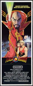 "Movie Posters:Science Fiction, Flash Gordon (Universal, 1980). Insert (14"" X 36""). ScienceFiction.. ..."