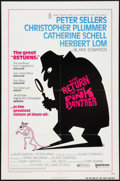 "Movie Posters:Comedy, The Return of the Pink Panther Lot (United Artists, 1975). One Sheets (2) (27"" X 41""). Comedy.. ... (Total: 2 Items)"