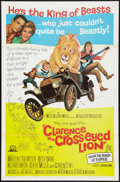 "Movie Posters:Comedy, Clarence, the Cross-eyed Lion Lot (MGM, 1965). One Sheets (2) (27"" X 41""). Comedy.. ... (Total: 2 Items)"