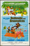 "Movie Posters:Animated, Bedknobs and Broomsticks Lot (Buena Vista, 1971). One Sheets (2) (27"" X 41""). Animated.. ... (Total: 2 Items)"