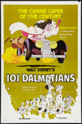 "Movie Posters:Animated, 101 Dalmatians Lot (Buena Vista, R-1979). One Sheets (2) (27"" X41""). Animated.. ... (Total: 2 Items)"