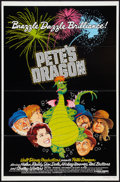 "Movie Posters:Animated, Pete's Dragon (Buena Vista, 1977 and R-1984). One Sheets (2) (27"" X41"") S. Animated.. ... (Total: 2 Items)"