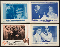 """Casablanca Lot (Dominant Pictures, R-1956). Lobby Cards (4) (11"""" X 14""""). Drama. ... (Total: 4 Items)"""