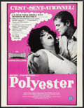 """Movie Posters:Comedy, Polyester Lot (New Line, 1981). French Petite (17"""" X 22"""") and Pressbook (11"""" X 14""""). Comedy.. ... (Total: 2 Items)"""