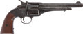 Military & Patriotic:Indian Wars, Forehand & Wadsworth .44 Cal. Russian New Model Army Revolver # 420....