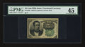 Fractional Currency:Fifth Issue, Fr. 1264 10¢ Fifth Issue. PMG Choice Extremely Fine 45.. ...