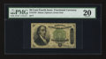 Fractional Currency:Fourth Issue, Fr. 1379 50¢ Fourth Issue Dexter. PMG Very Fine 20.. ...