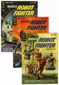 Silver Age (1956-1969):Science Fiction, Magnus Robot Fighter Group (Gold Key, 1963-66) Condition: Average VF.... (Total: 13 Comic Books)