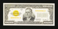 Miscellaneous:Other, Tim Prusmack Money Art $100,000 1934A Gold Certificate.. ...