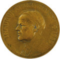 Political:Tokens & Medals, Herbert Hoover Official Bronze Inauguration Medal, 70mm diameter x 5 mm thickness, designed by Henry K. Bush-Brown, struck b...
