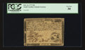 Colonial Notes:South Carolina, South Carolina February 14, 1777 $20 PCGS Very Fine 30.. ...