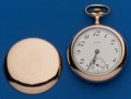 Timepieces:Pocket (post 1900), Elgin 18 Size, 17 Jewel B.W. Raymond. ...