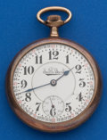 Timepieces:Pocket (post 1900), South Bend 17 Jewel, 16 Size Grade 223 The Studebaker. ...
