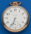 Timepieces:Pocket (post 1900), Hamilton 21 Jewel, 18 Size, 940 Pocket Watch. ...
