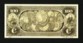 Miscellaneous:Other, Tim Prusmack Money Art $100 circa 1870 National Gold Bank NoteBack.. ...