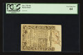 Colonial Notes:Rhode Island, Rhode Island May 1786 40s PCGS Very Choice New 64.. ...