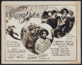 "Movie Posters:Black Films, The Flying Ace (Norman, 1926). Title Lobby Card (11"" X 14""). Black Films.. ..."