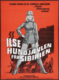 "Movie Posters:Exploitation, Ilsa the Tigress of Siberia Lot (New World, 1977). Danish One Sheets (2) (24.5"" X 33.5""). Exploitation.. ... (Total: 2 Items)"