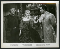 """The Black Castle (Universal International, 1952). Photos (4) (8"""" X 10""""). Mystery. ... (Total: 4 Items)"""