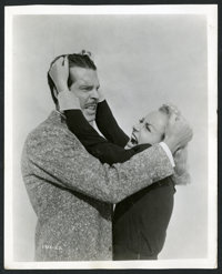 "Carole Lombard and Fred MacMurray in ""True Confession"" (Paramount, 1937). Photos (2) (8"" X 10""). Com..."
