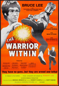 """The Warrior Within (Cineworld, 1976). One Sheet (25"""" X 37""""). Action"""
