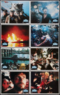 """Movie Posters:War, Das Boot (Columbia, 1981). Lobby Card Set of 8 (11"""" X 14""""). War..... (Total: 8 Items)"""