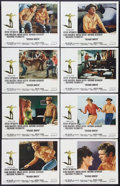 """Movie Posters:Western, Nevada Smith (Paramount, 1966). Lobby Card Set of 8 (11"""" X 14""""). Western.. ... (Total: 8 Items)"""