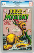 Silver Age (1956-1969):Mystery, House of Mystery #133 (DC, 1963) CGC NM 9.4 Off-white to whitepages....