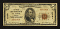 National Bank Notes:Missouri, Saint Louis, MO - $5 1929 Ty. 1 The Twelfth Street NB Ch. # 12491....