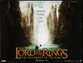"""Movie Posters:Fantasy, The Lord of the Rings: The Fellowship of the Ring Lot (New Line,2001). British Quads (2) (30"""" X 40""""). Fantasy.. ... (Total: 2Items)"""