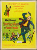 """Movie Posters:Fantasy, Darby O'Gill and the Little People (Buena Vista, 1959). Poster (30""""X 40""""). Fantasy.. ..."""