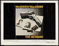 """The Getaway Lot (National General, 1972). Half Sheets (2) (22"""" X 28""""). Action. ... (Total: 2 Items)"""