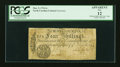 Colonial Notes:North Carolina, North Carolina March 9, 1754 4s PCGS Apparent Fine 12.. ...