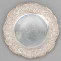 Silver Holloware, American:Plates, A SET OF NINE AMERICAN SILVER BUTTER PATS . Samuel Kirk & SonInc., Baltimore, Maryland, circa 1924. Marks: S. KIRK & SON... (Total: 9 Items)