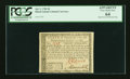 Colonial Notes:Rhode Island, Rhode Island July 2, 1780 $8 PCGS Apparent Very Choice New 64.. ...