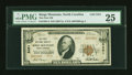 National Bank Notes:North Carolina, Kings Mountain, NC - $10 1929 Ty. 2 The First NB Ch. # 5451. ...