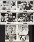 "The Great Dictator (Towa, R-1973). Japanese Lobby Cards (11) (10.4"" X 14.5""). Comedy. ... (Total: 11 Items)"