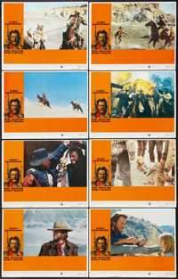 """The Outlaw Josey Wales (Warner Brothers, 1976). Lobby Card Set of 8 (11"""" X 14""""). Western. ... (Total: 8 Items)"""