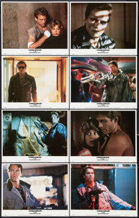 """The Terminator (Orion, 1984). Lobby Card Set of 8 (11"""" X 14""""). Science Fiction. ... (Total: 8 Items)"""