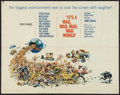 "Movie Posters:Comedy, It's a Mad, Mad, Mad, Mad World (United Artists, 1963). Half Sheet(22"" X 28""). Comedy.. ..."