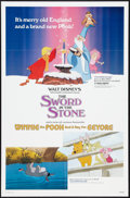 "Movie Posters:Animated, The Sword in the Stone (Buena Vista, R-1983). One Sheet (27"" X41""). Animated.. ..."