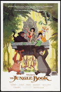 "Movie Posters:Animated, The Jungle Book Lot (Buena Vista, R-1984). One Sheets (2) (27"" X 41""). Animated.. ... (Total: 2 Items)"