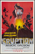 """Movie Posters:Adult, Eruption (Cal Vista, 1977). One Sheet (27"""" X 41""""). Adult.. ... (Total: 2 Items)"""