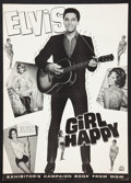 "Movie Posters:Elvis Presley, Girl Happy Lot (MGM, 1965). Pressbooks (2) (11"" X 17"" and 12"" X17""). Elvis Presley.. ... (Total: 2 Items)"