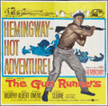 "Movie Posters:Adventure, The Gun Runners (United Artists, 1958). Six Sheet (81"" X 81"").Adventure.. ..."