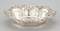Silver Holloware, American:Bowls, AN AMERICAN SILVER OCTAGONAL BOWL WITH PIERCED RIM . WhitingManufacturing Company, New York, New York, circa 1950. Marks: ...