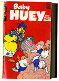 Silver Age (1956-1969):Miscellaneous, Harvey April '62 Comics Bound Volume (Harvey, 1962)....