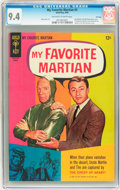 Silver Age (1956-1969):Science Fiction, My Favorite Martian #5 File Copy (Gold Key, 1965) CGC NM 9.4 Off-white to white pages....