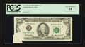 Error Notes:Foldovers, Fr. 2174-B $100 1993 Federal Reserve Note. PCGS Very Choice New64.. ...