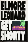 Books:First Editions, Elmore Leonard. Get Shorty. [New York]: Delacorte Press,[1990]. First edition, first printing. Publisher's original...